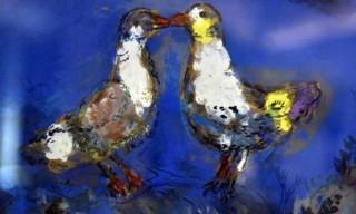 Chagall-deux-pigeons