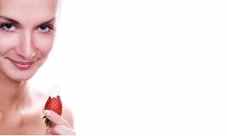 regime-femme-fraise-creme
