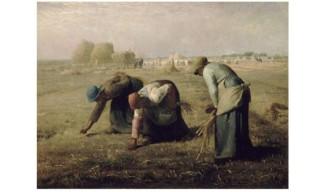 realisme-Jean-Franacois-Millet-Les-Glaneurs-1857
