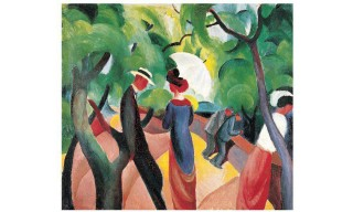 Expressionnisme-Oscar-kokoschka-Pieta-Affiche-1908-vienne