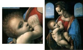 De-Vinci-la-vierge-allaitante