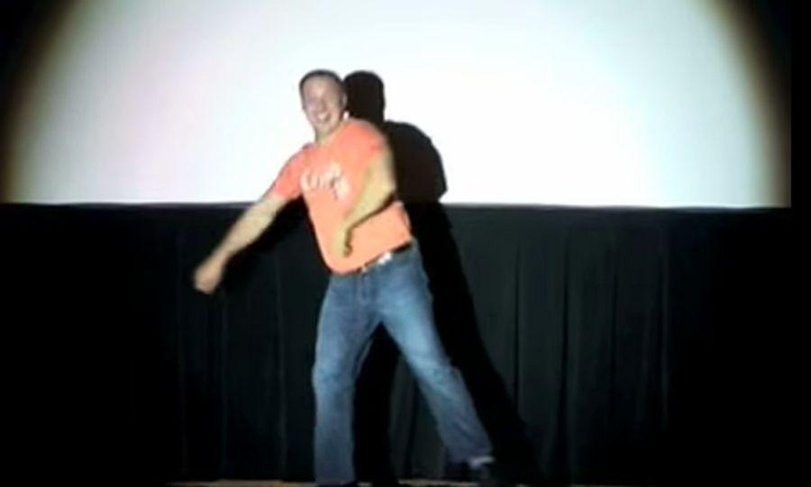 Laipply danse