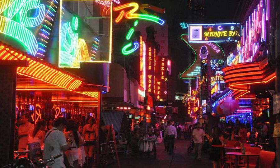 Fin du tourisme sexuel en Thaïlande ?