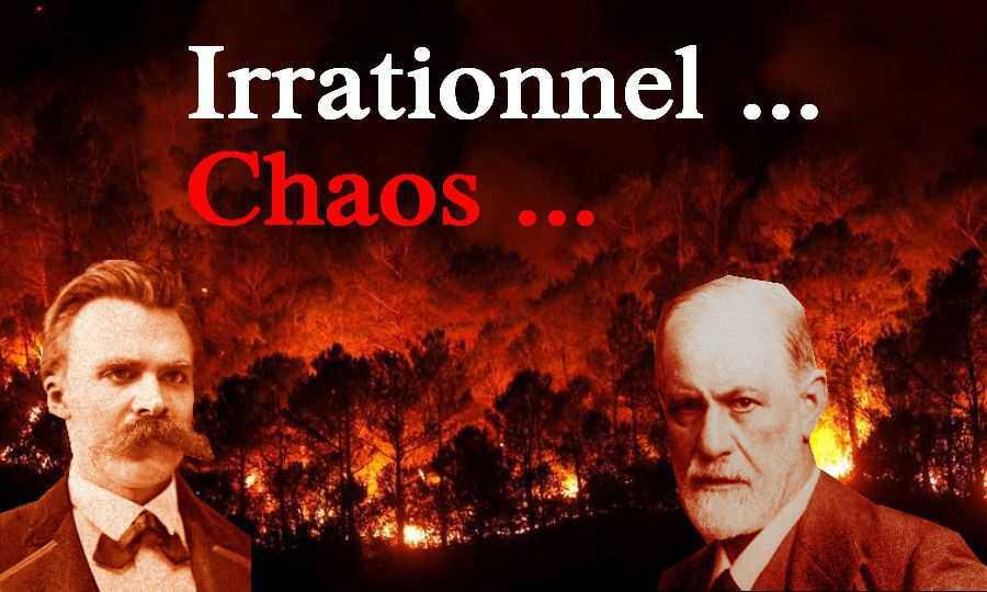Nietzsche à Freud : sortir la civilisation du chaos