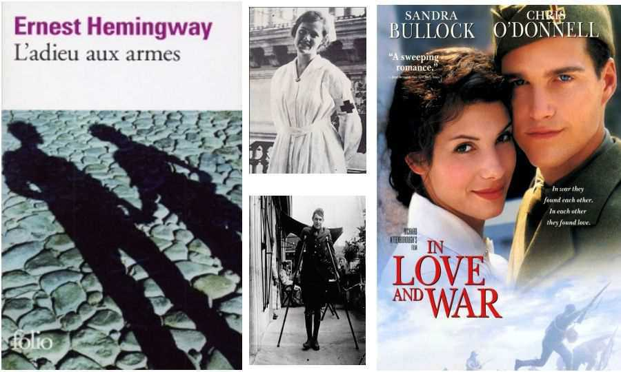 hemingway love and war