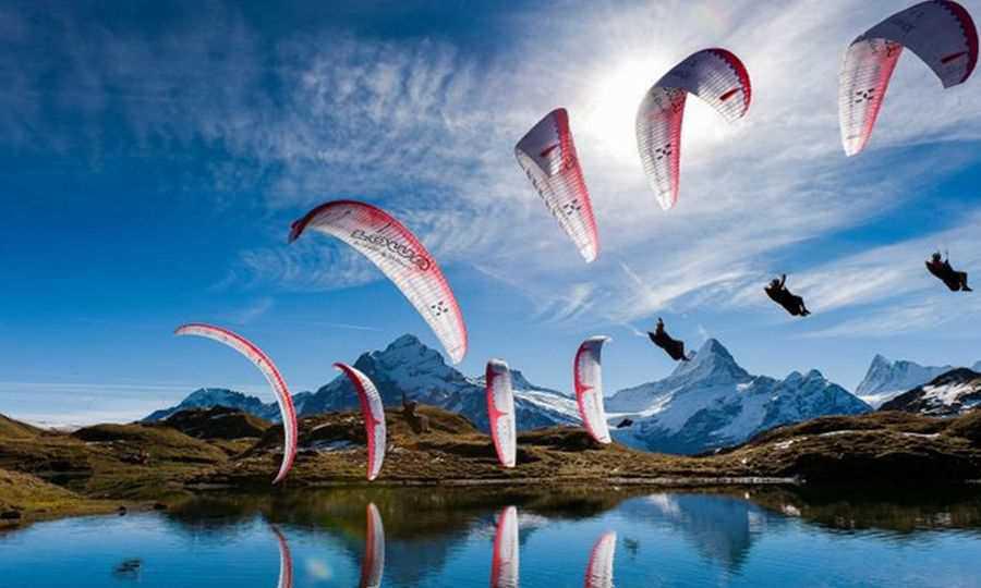 Sports extrêmes : Libres, autonomes et passionnés