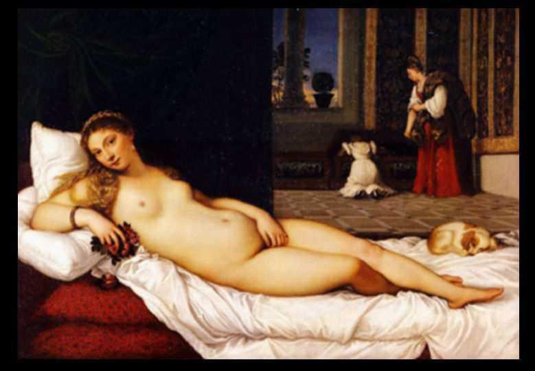 5 chefs d'œuvre de la peinture : Vénus