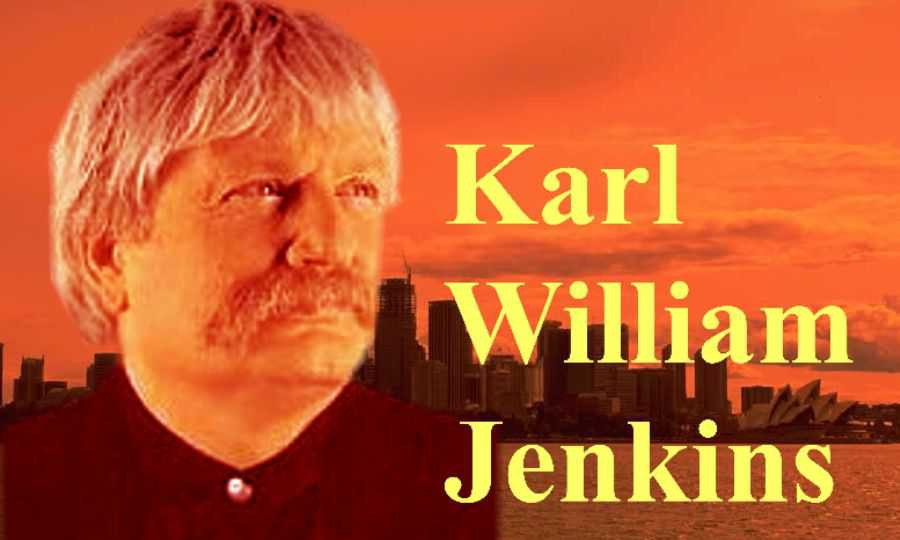 Karl William Jenkins
