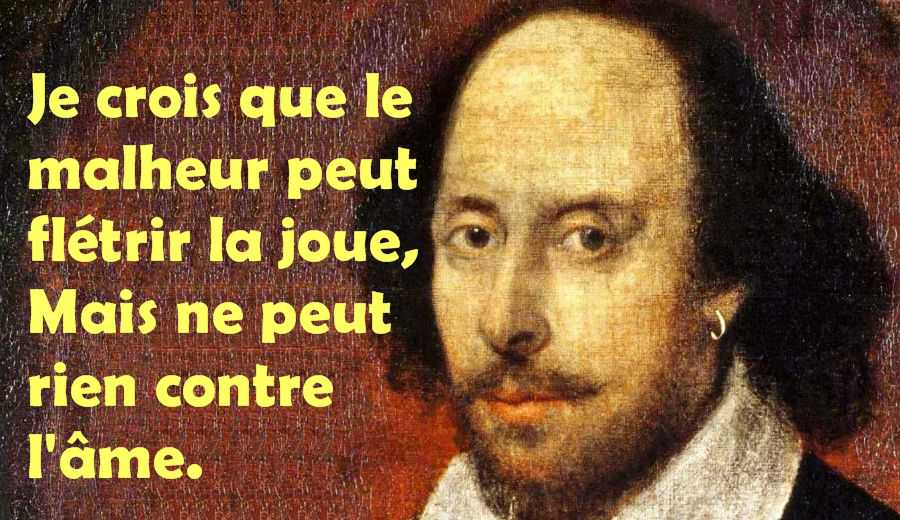 Shakespeare conte hiver citation
