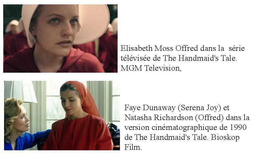 The Handmaids tale serie film