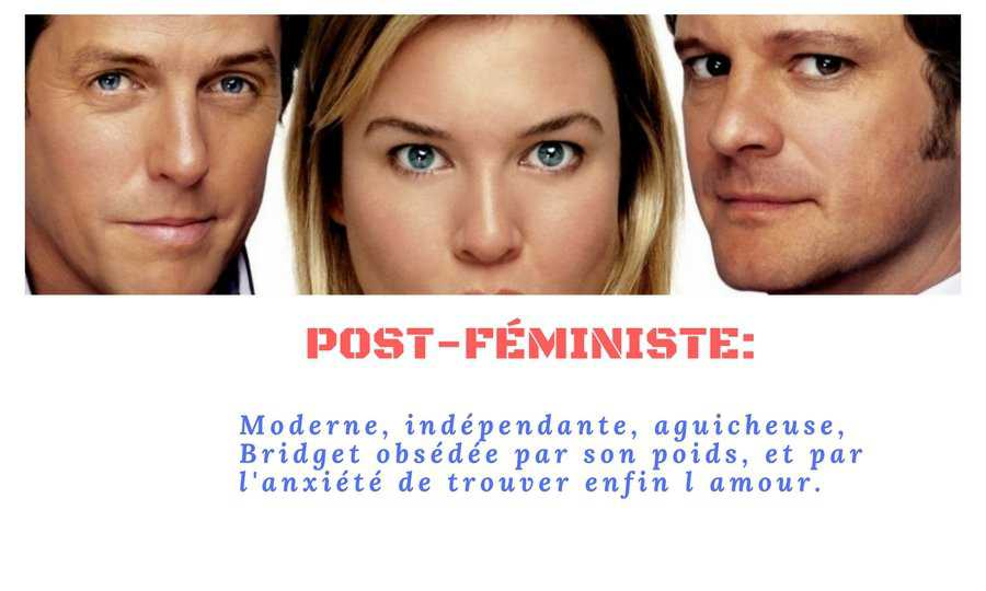 bridget jons post feminisme