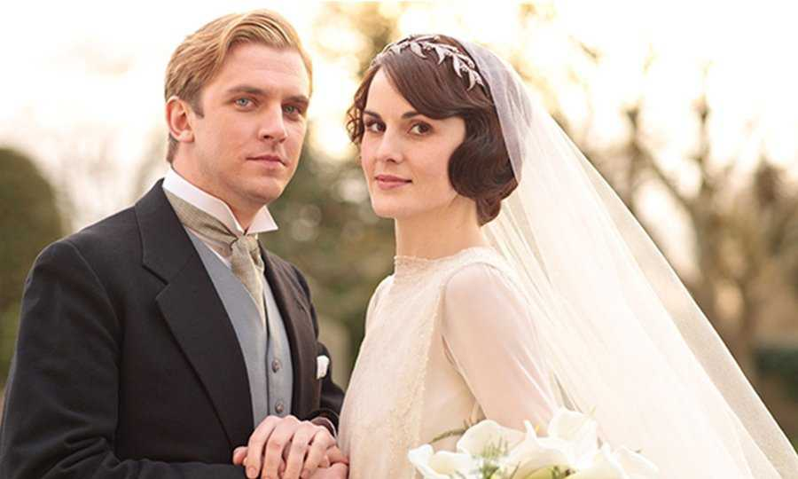 Downton Abbey mariage