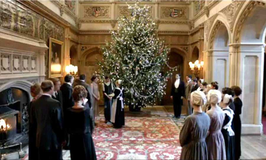 Downton Abbey noel