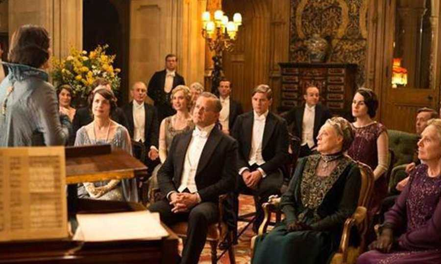 Downton Abbey recital