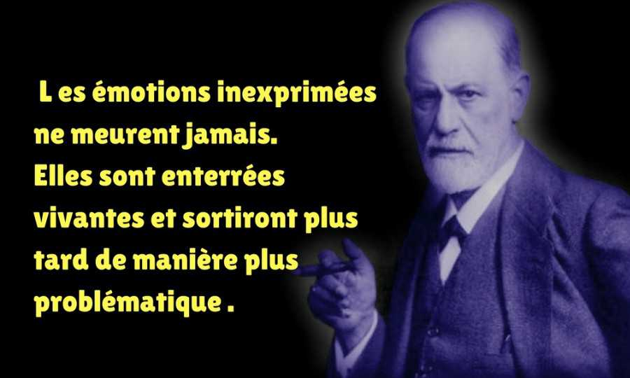 freud citation emotion