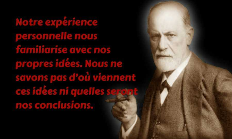 freud citation idee