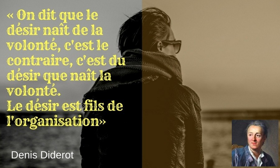 citation volonte Diderot