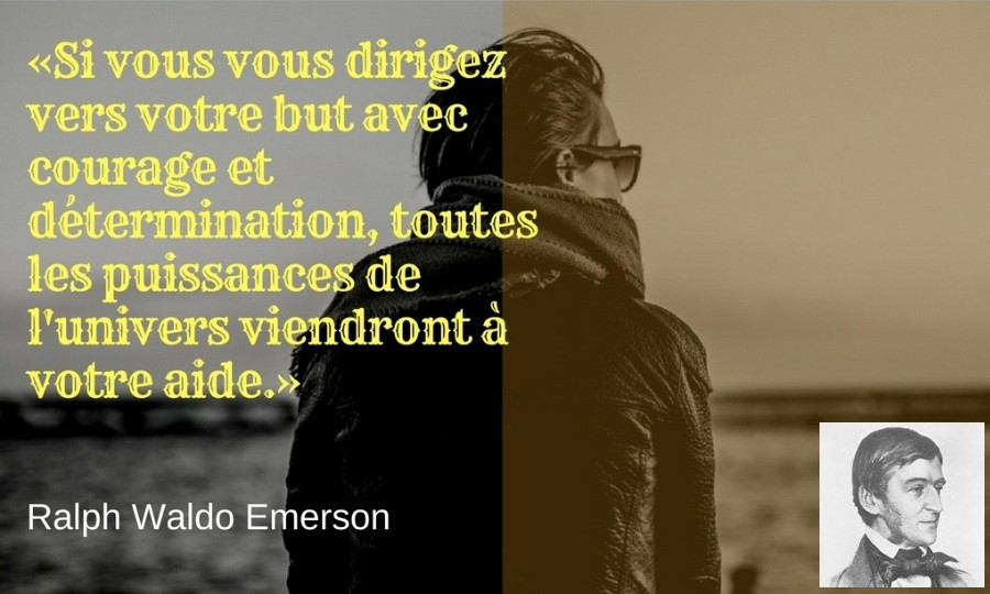 citation volonte Emerson