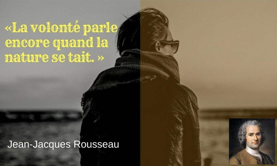 citation volonte Jean Jacques Rousseau