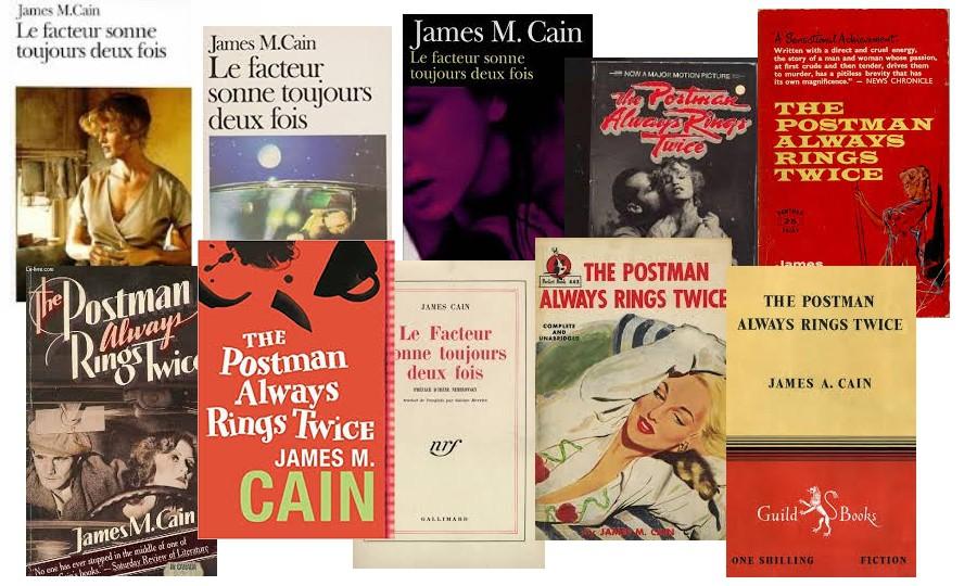 James M. Cain : Le facteur sonne deux fois