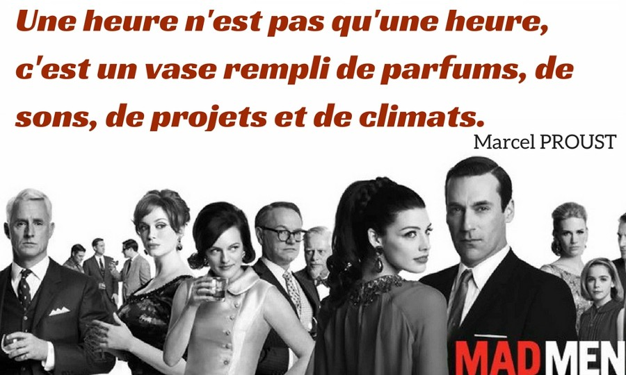 mad men proust