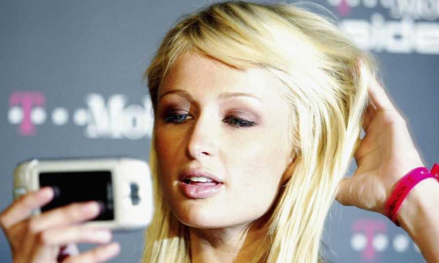 narcissime Paris Hilton