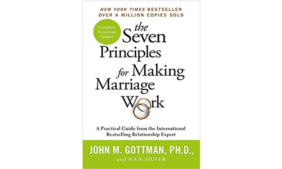 Gottamn The Seven Principles for Making Marriage Work