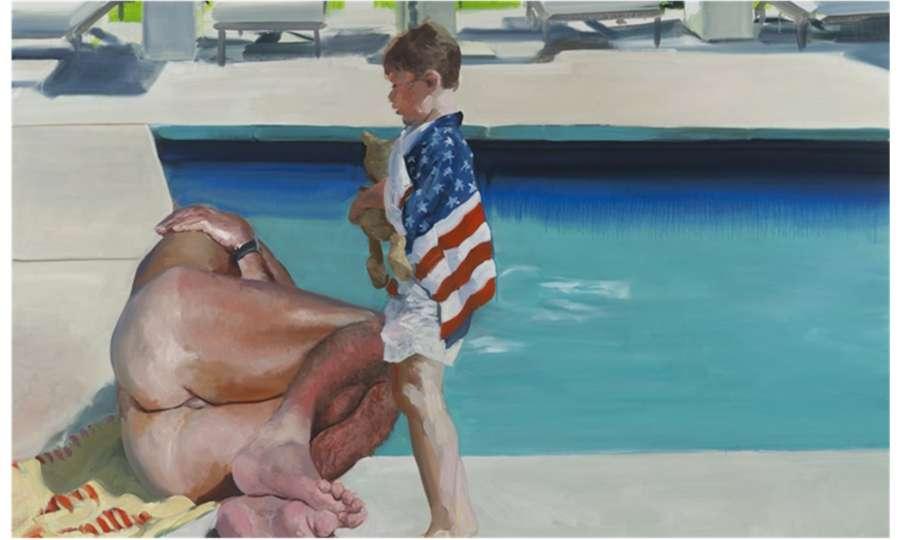La peinture n'est pas morte : de Balthus à Fischl