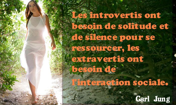 citation jung introvertis