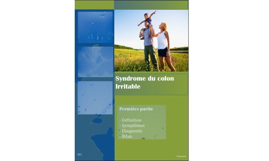 Colon irritable première partie: symptômes et diagnostic