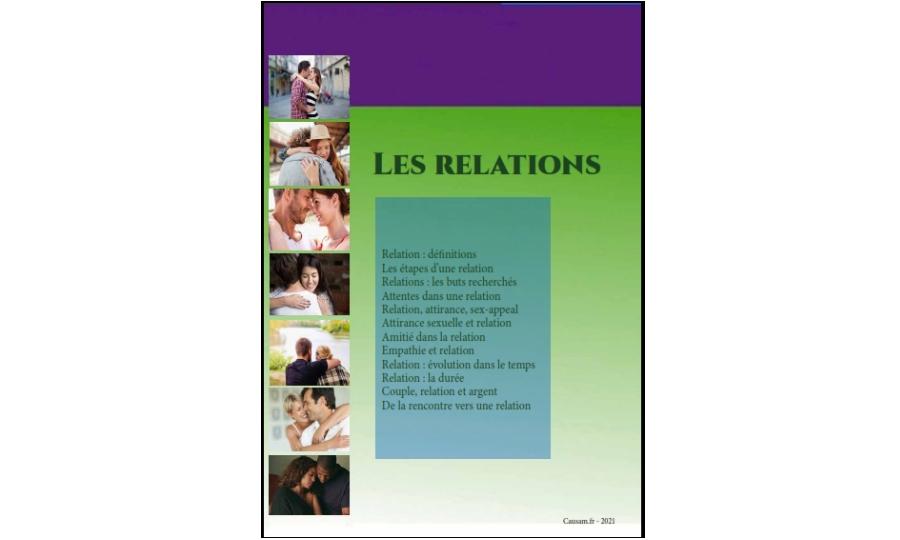 Les relations
