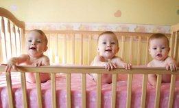 trois bebes