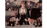 Manet bar des folies-Bergere 1882 post impressionnisme